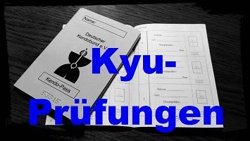 Kyu-Prüfungen am 25.3.2019